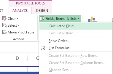 PivotSample3-Business Dashboard with Slicer Excel-Sample Calculated Field-www.iskills.ir
